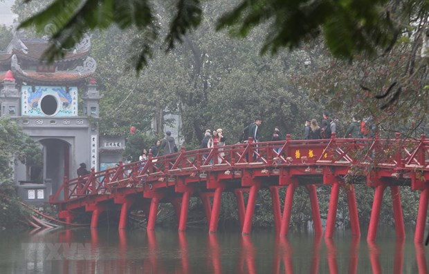 Hanoi among world's most popular destinations hinh anh 1