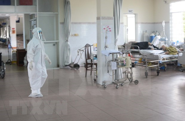 Vietnam confirms COVID-19 death toll rises to 10 hinh anh 1