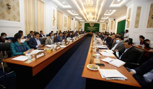 Cambodia starts countdown to SEA Games 32 hinh anh 1