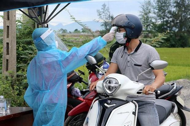 HCM City: Returnees from Da Nang may be sent to quarantine hinh anh 1