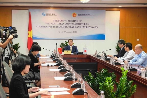 Vietnam, Japan foster cooperation in industry, trade, energy hinh anh 1