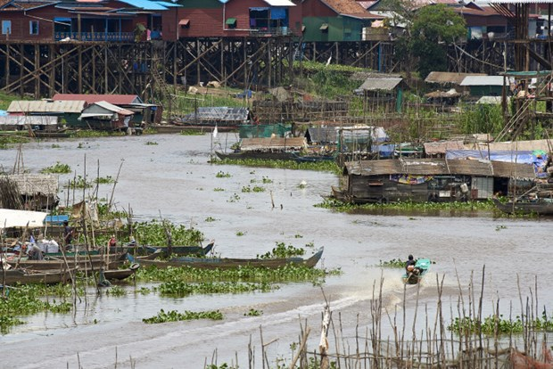 MRC urges Mekong countries to address low water flows hinh anh 1