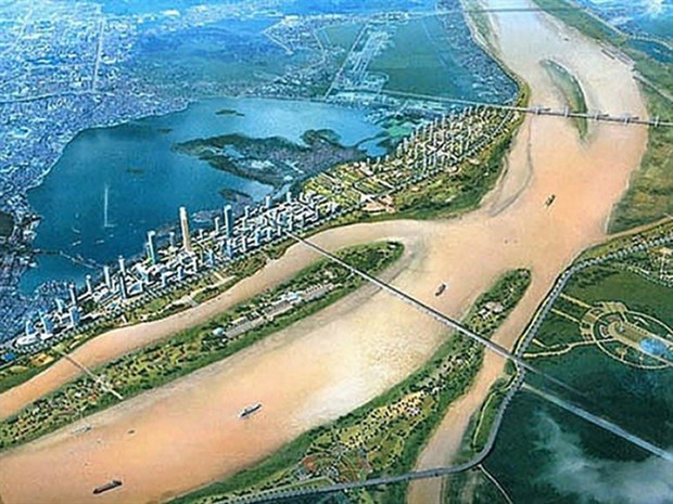 Planning on Red River banks needs work hinh anh 1