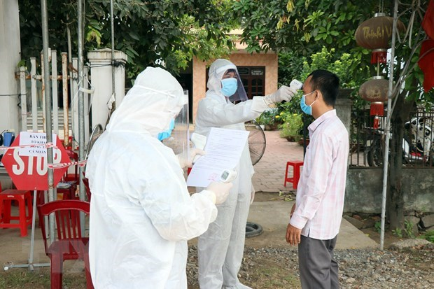 Vietnam confirms 34 more COVID-19 cases hinh anh 1