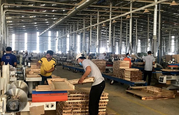 Wood, wooden product exports rise 6.2 pct. hinh anh 1