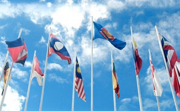 Vietnam actively contributes to strengthening ASEAN solidarity hinh anh 1