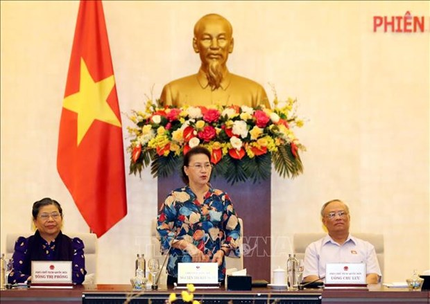 NA Standing Committee to convene 47th meeting next week hinh anh 1
