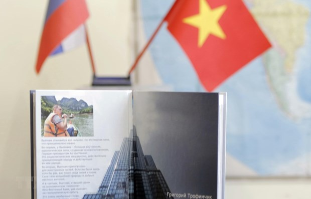 Russian book features modern, innovative Vietnam hinh anh 1