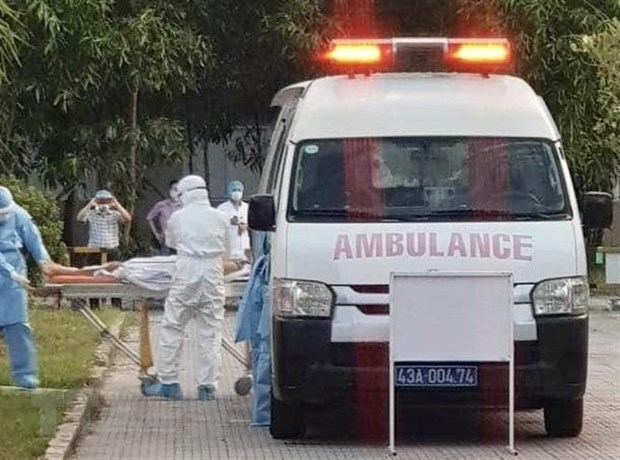 One more COVID-19 patient dies in Vietnam hinh anh 1