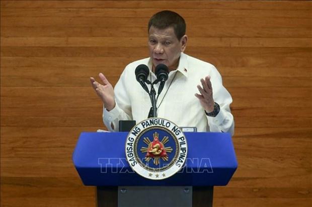 Philippine President confident ASEAN will overcome COVID-19 hinh anh 1