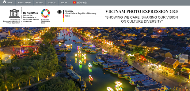 Vietnam Photo Expression 2020 launched hinh anh 1
