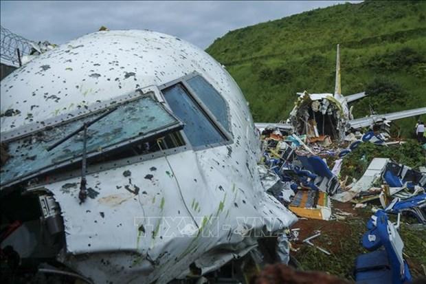Condolences to India over plane crash hinh anh 1