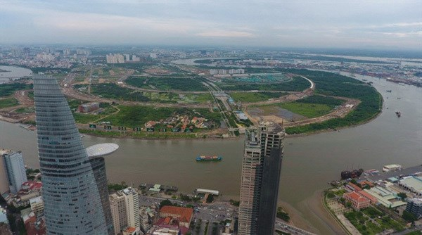 HCM City to use 20,000sq.m of public land to resettle Thu Thiem residents hinh anh 1