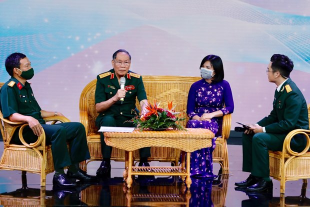 Online photo exhibition, conference spotlight AO/dioxin affairs in Vietnam hinh anh 1