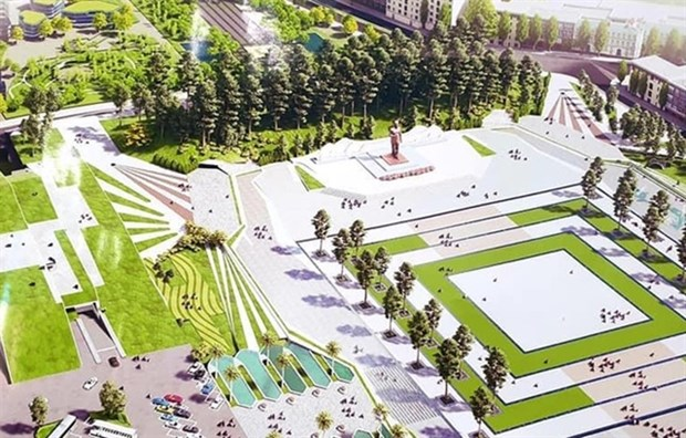 New central square to be built on Phu Quoc hinh anh 1