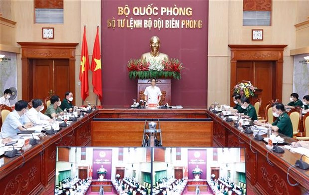 Border guard force plays key role in COVID-19 prevention: Deputy PM hinh anh 1