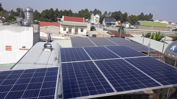 Dong Nai working to develop rooftop solar power hinh anh 1