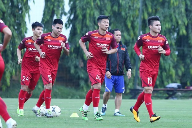 FIFA to provide 1.5 million USD for Vietnamese football hinh anh 1
