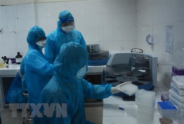 Fourteen new COVID-19 cases confirmed, 13 linked to Da Nang hinh anh 1
