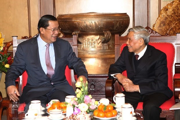 Late Party leader Le Kha Phieu's contributions to Cambodia's revolution hinh anh 1