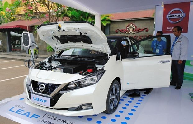 Nissan to sell stake in Indonesian automobile sales joint venture hinh anh 1