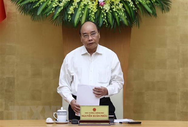 Cabinet members discuss several draft laws hinh anh 1