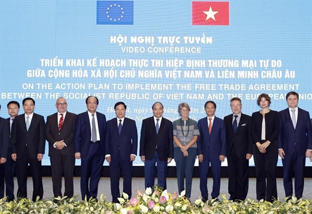 PM approves project to implement EVFTA hinh anh 1
