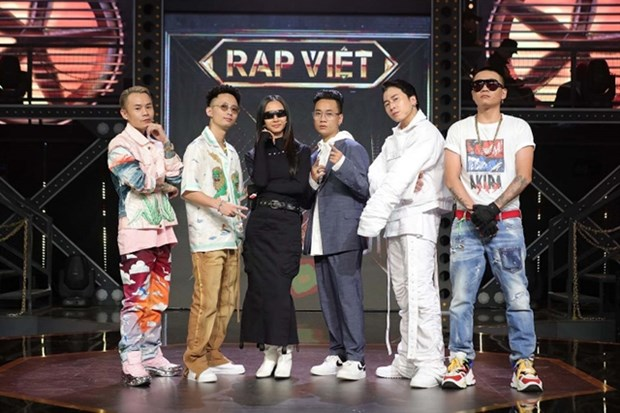 Rap makes its way to national TV hinh anh 1