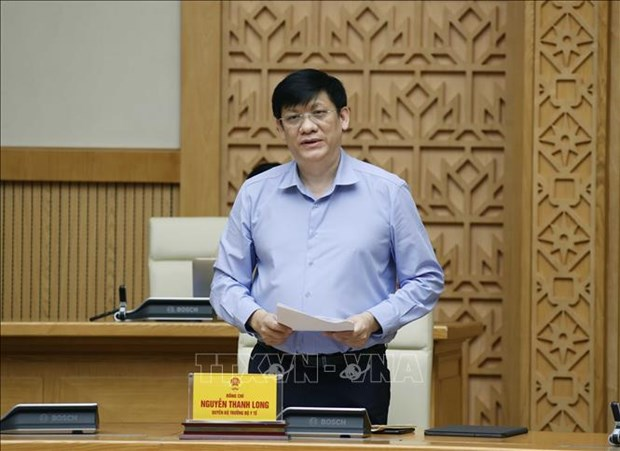 Health Ministry gives support to two central hospitals in COVID-19 fight hinh anh 1