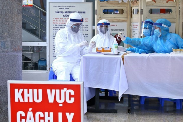 Vietnam confirms 22 new COVID-19 cases, two deaths on August 13 hinh anh 1