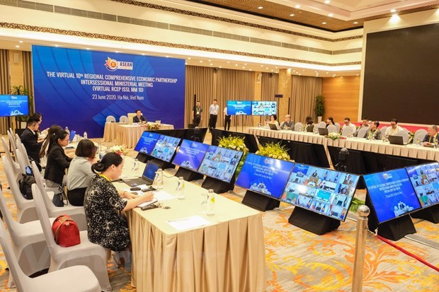 Thai commerce ministry to push for RCEP signing hinh anh 1