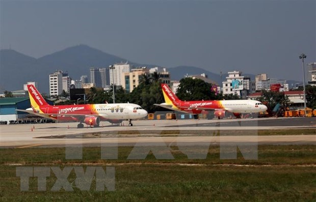 Vietjet Air opens Tet tickets for sale hinh anh 1