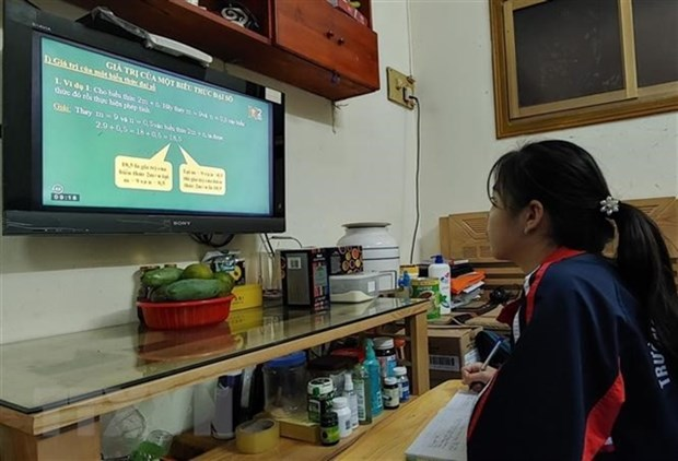 Education ministry collects opinions on e-learning hinh anh 1