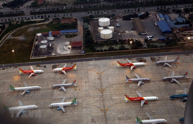 Noi Bai airport planned to welcome 63 million passengers per year hinh anh 1