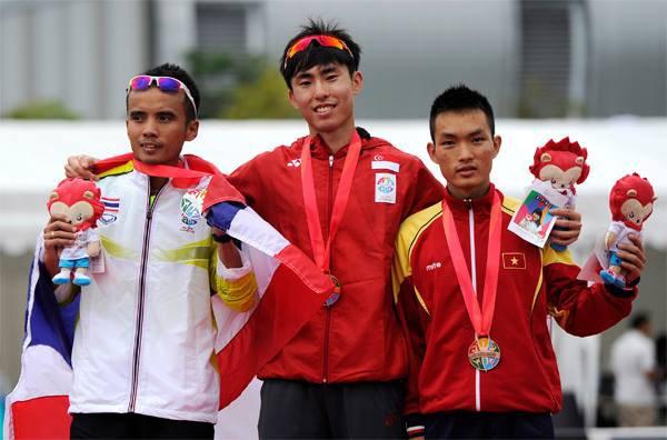 Hoang Nguyen Thanh aims for SEA Games marathon gold hinh anh 1