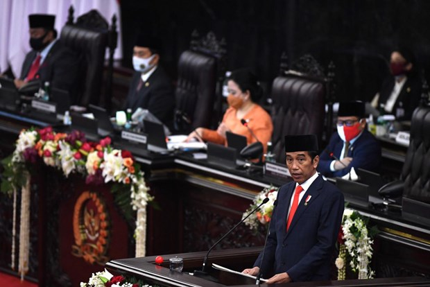 Indonesia to spend over 24 bln USD on stimulus funding in 2021 hinh anh 1