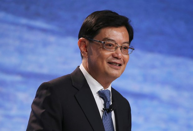 Singapore injects another 8 billion SGD to support economy hinh anh 1