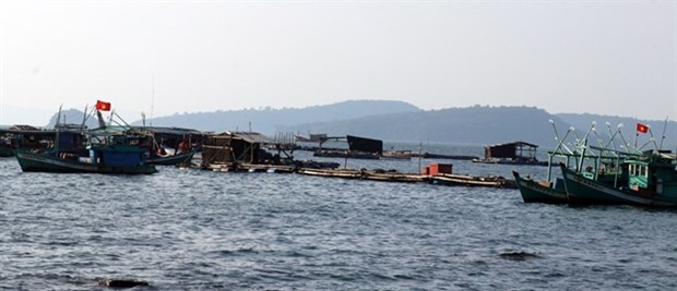 Kien Giang maps out marine-economy plan hinh anh 1