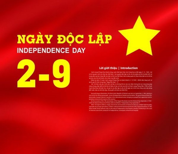 Exhibition highlights August Revolution, National Day hinh anh 1