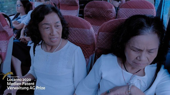 Vietnamese film wins prize at Locarno International Film Festival hinh anh 1