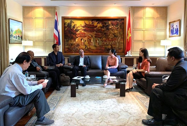 Vietnam, Thailand enhance cooperation in animal health, sanitary measures hinh anh 1