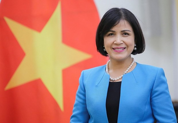 Anniversary of August Revolution marked in Geneva hinh anh 1