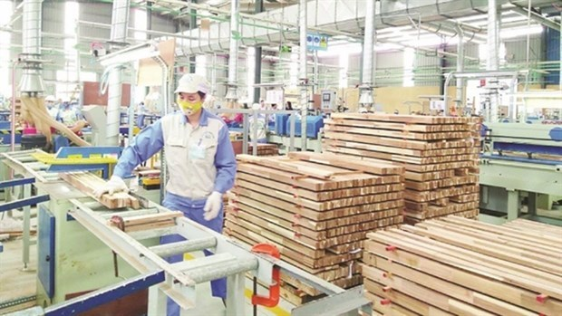 Wood processing to become spearhead economic sector by 2025 hinh anh 1