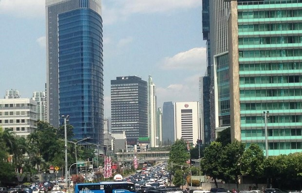 Indonesia puts relocation of capital city on hold to tackle pandemic hinh anh 1