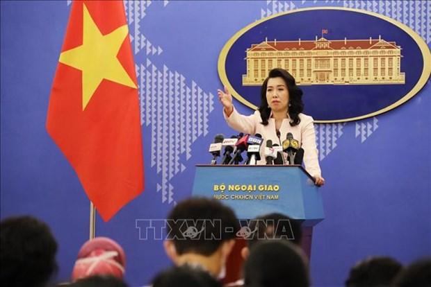 Vietnam asks Malaysia to treat Vietnamese fishermen humanely hinh anh 1