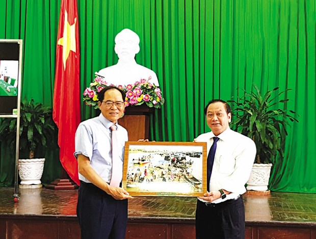 RoK, Can Tho seek stronger economic ties hinh anh 1
