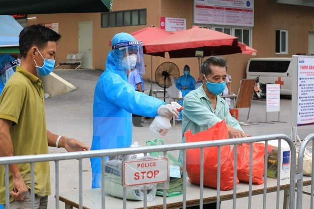 Vietnam reports 14 new COVID-19 cases, total count exceeds 1,000 hinh anh 1