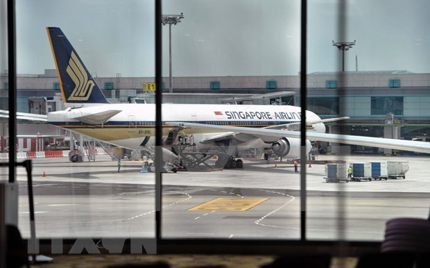 Singapore Airlines burns 3.2bln USD in just two months because of COVID-19 hinh anh 1