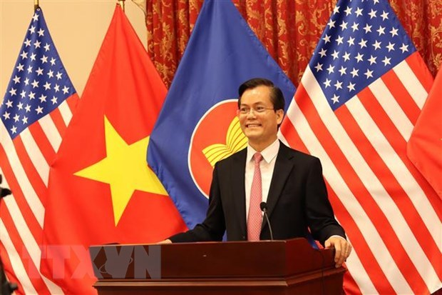 ASEAN's founding anniversary observed in US hinh anh 1