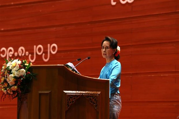Myanmar: Panglong peace conference concludes with signing of Union Accord III hinh anh 1